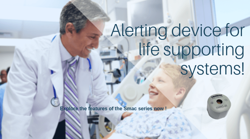 Alerting device for life support systems!